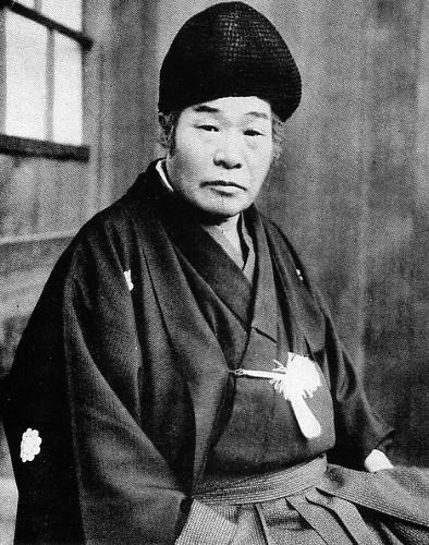 Onisaburo Deguchi - AikiBujutsu AikiBudo